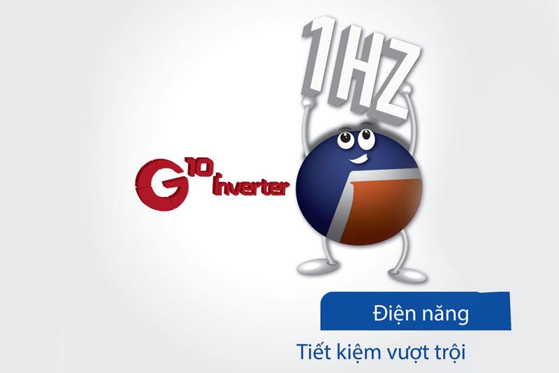 Tìm hiểu về công nghệ tiết kiệm điện G10 – Inverter ở điều hòa Gree
