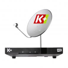 Đầu thu Truyền hình K+