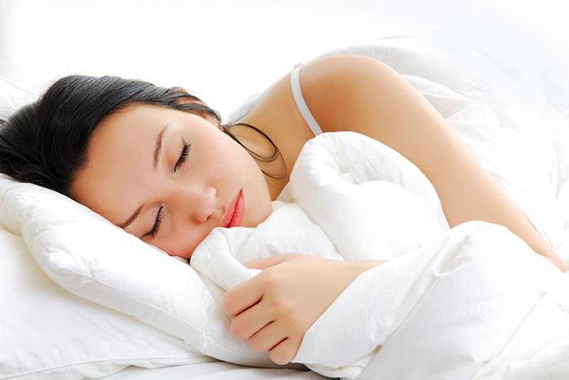 Ngủ ngon hơn với chế độ ngủ đêm