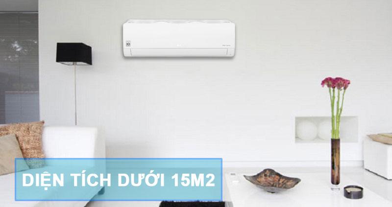 Điều hòa LG B10END 9200 BTU 2 chiều Inverterthiết kế thanh lịch, hiện đại