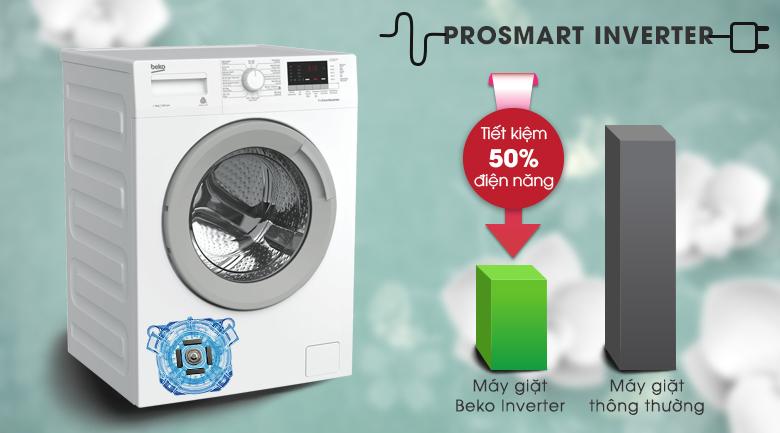 Công nghệ Prosmart Inverter tiết kiệm năng lượng tối đa