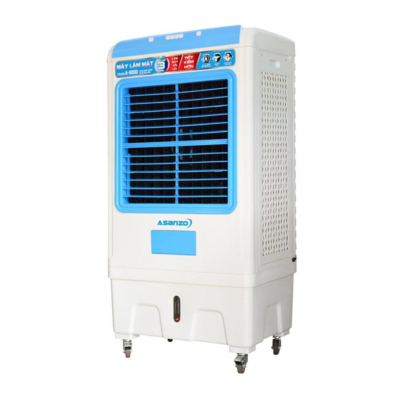 Quạt hơi nước Asanzo A-8000