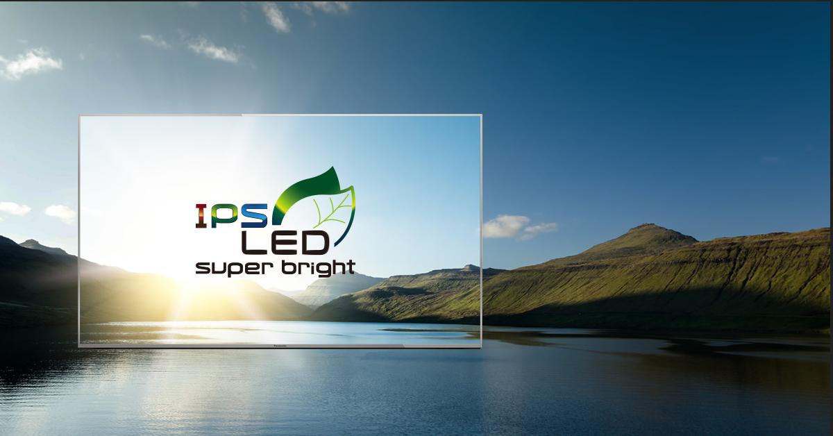 Màn hình IPS LED siêu sáng