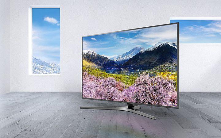 Tivi Samsung 4K 55 inch UA55MU6400