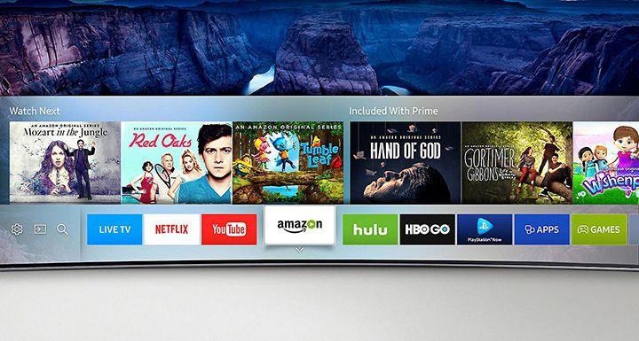 Smart Tivi Samsung UA60KS7000 60 inch