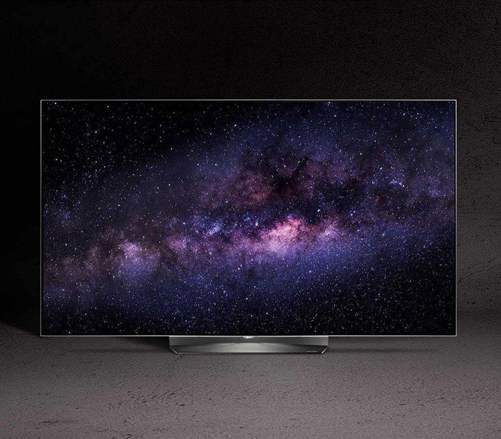 Thiết kế vượt giới hạn của 1 chiếc tivi