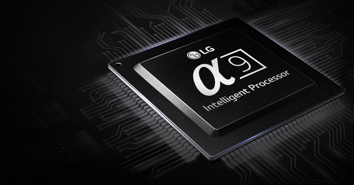 Chíp xử lý tiên tiến nhất α9