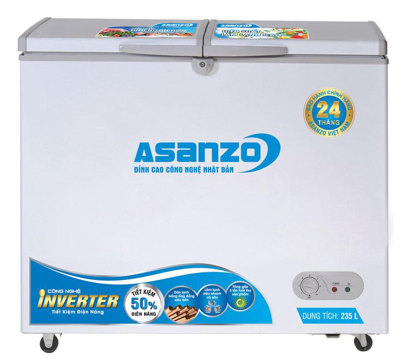 Diễn đàn rao vặt: Tủ đông Asazo công nghệ Nhật Bản AS - 3100R1 Tu-dong-asanzo-as-3100r1