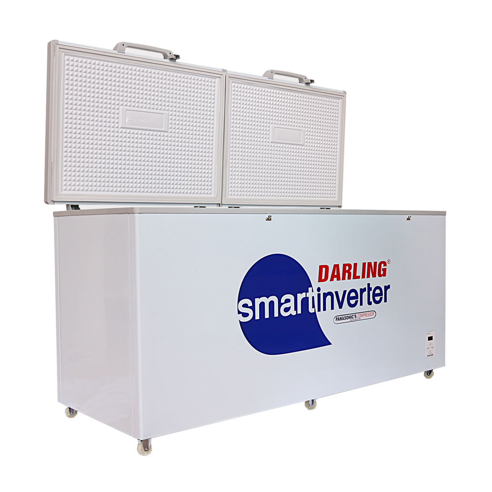 Tủ đông Samrt Darling DMF-3699WSI