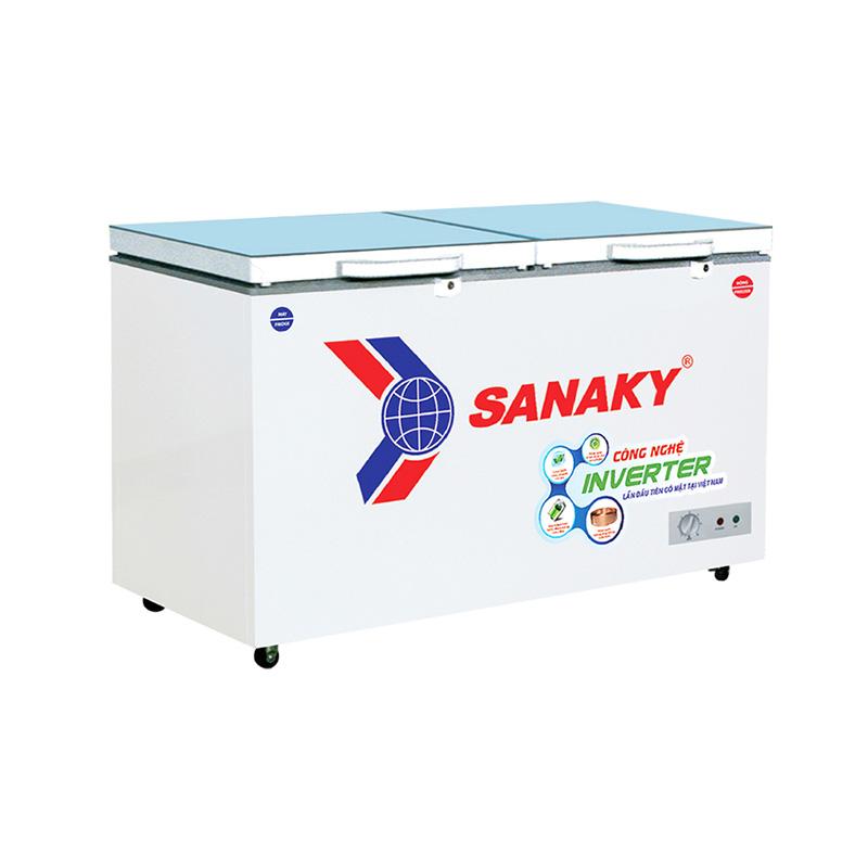 Tủ đông Sanaky VH-2599W4KD Inverter