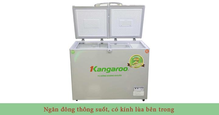 Tủ đông Kangaroo KG298VC2