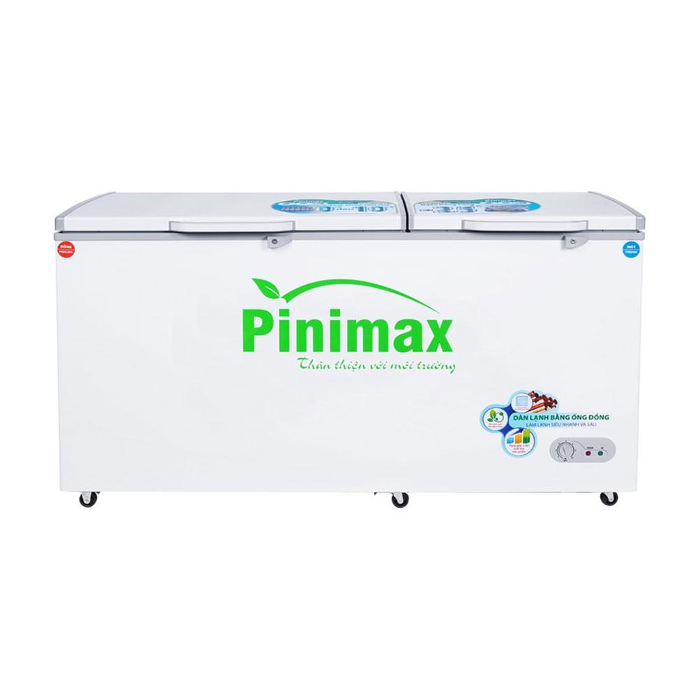 Tủ đông Pinimax PNM-59WF dàn lạnh đồng, dung tích 590 lít