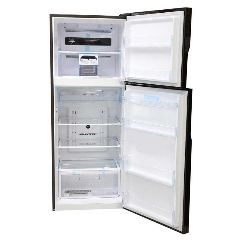 Tủ lạnh Hitachi VG400PGV3GBK 335 lít Inverter thiết kế hiện đại