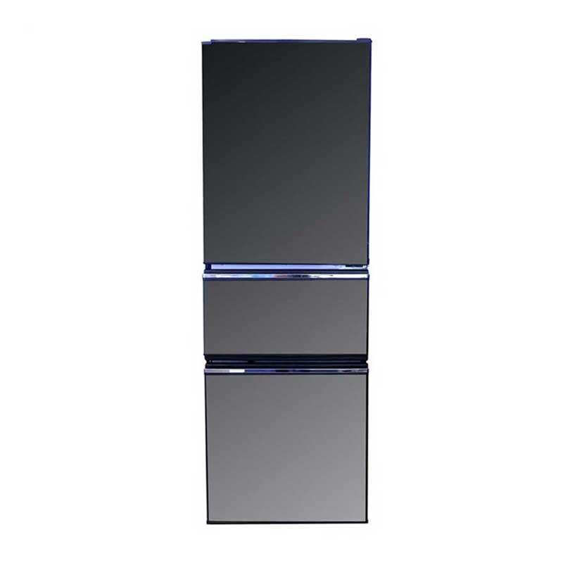 Tủ lạnh Mitsubishi MR-CX35EM-BRWV Inverter 272 lít thiết kế 3 ngăn riêng biệt