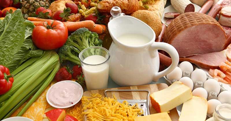 Chức năng tạo vitamin cho thực phẩm