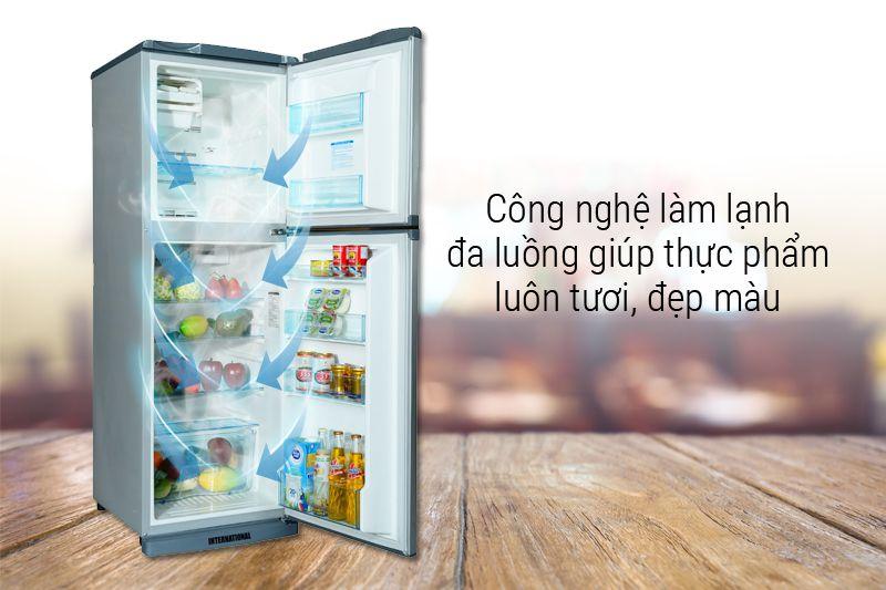 Làm lạnh hiệu quả hơn với công nghệ làm lạnh đa chiều