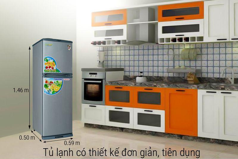 Đặc điểm nổi bật của tủ lạnh Darling NAD2080WX 200 lít