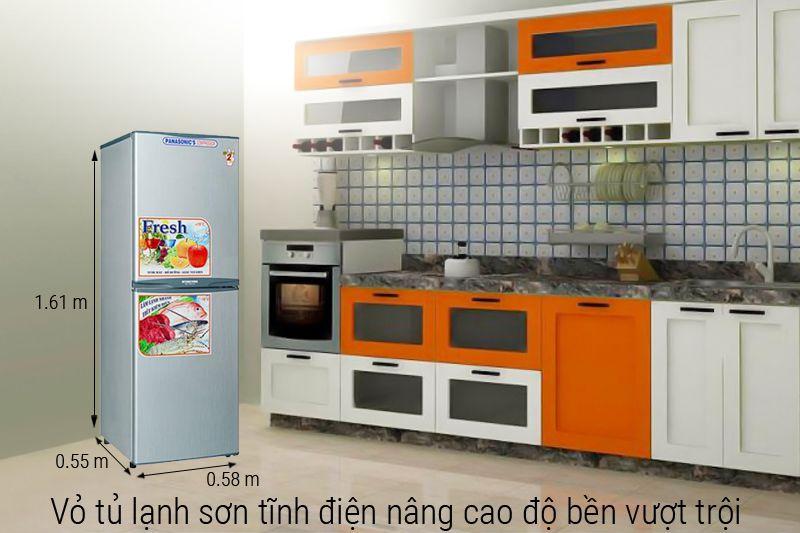 Đặc điểm nổi bật của tủ lạnh Darling NAD2590WX