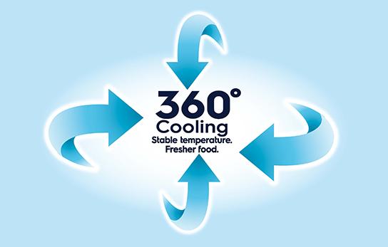 Tủ lạnh Electrolux EBB2802H-A thực phẩm tươi ngon hơn