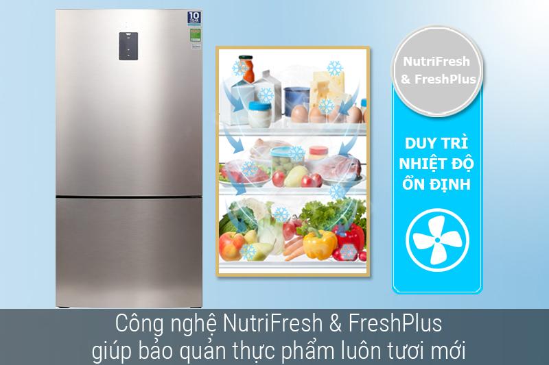 Hệ thống làm lạnh NutriFresh & FreshPlus