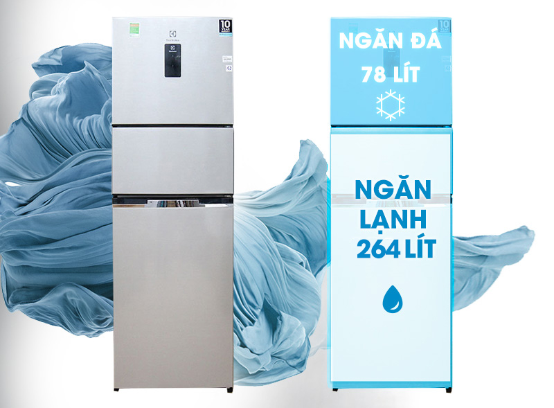 Tủ lạnh Electrolux EME3500MG