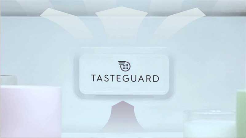 Hệ thống khử mùi và diệt khuẩn TasteGuard