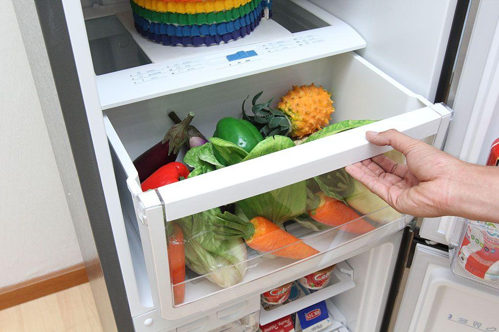 Tủ lạnh Electrolux EBB2600MG 260 Lít Inverter