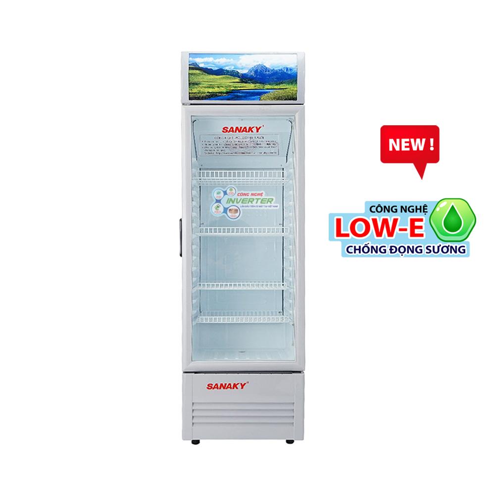 Tủ mát Inverter Sanaky VH-218K3L