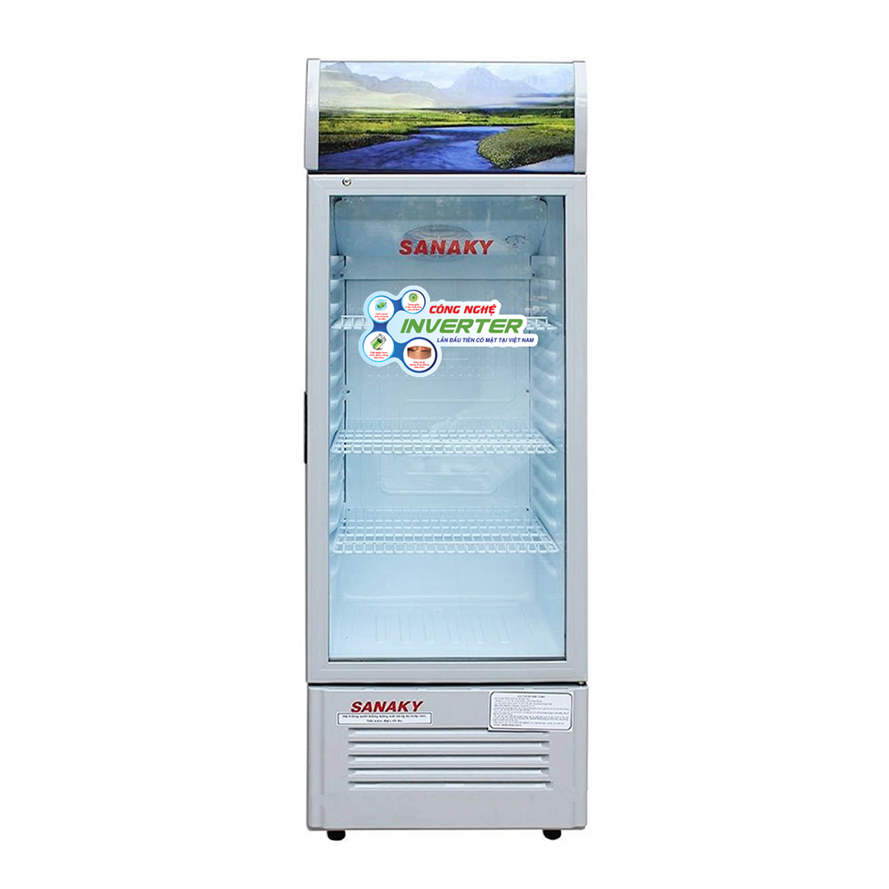 Tủ mát Inverter Sanaky VH-358K3