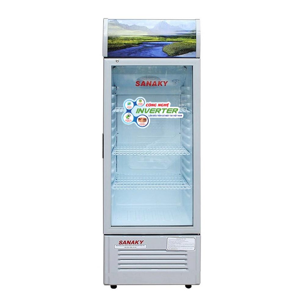 Tủ mát Inverter Sanaky VH-408K3