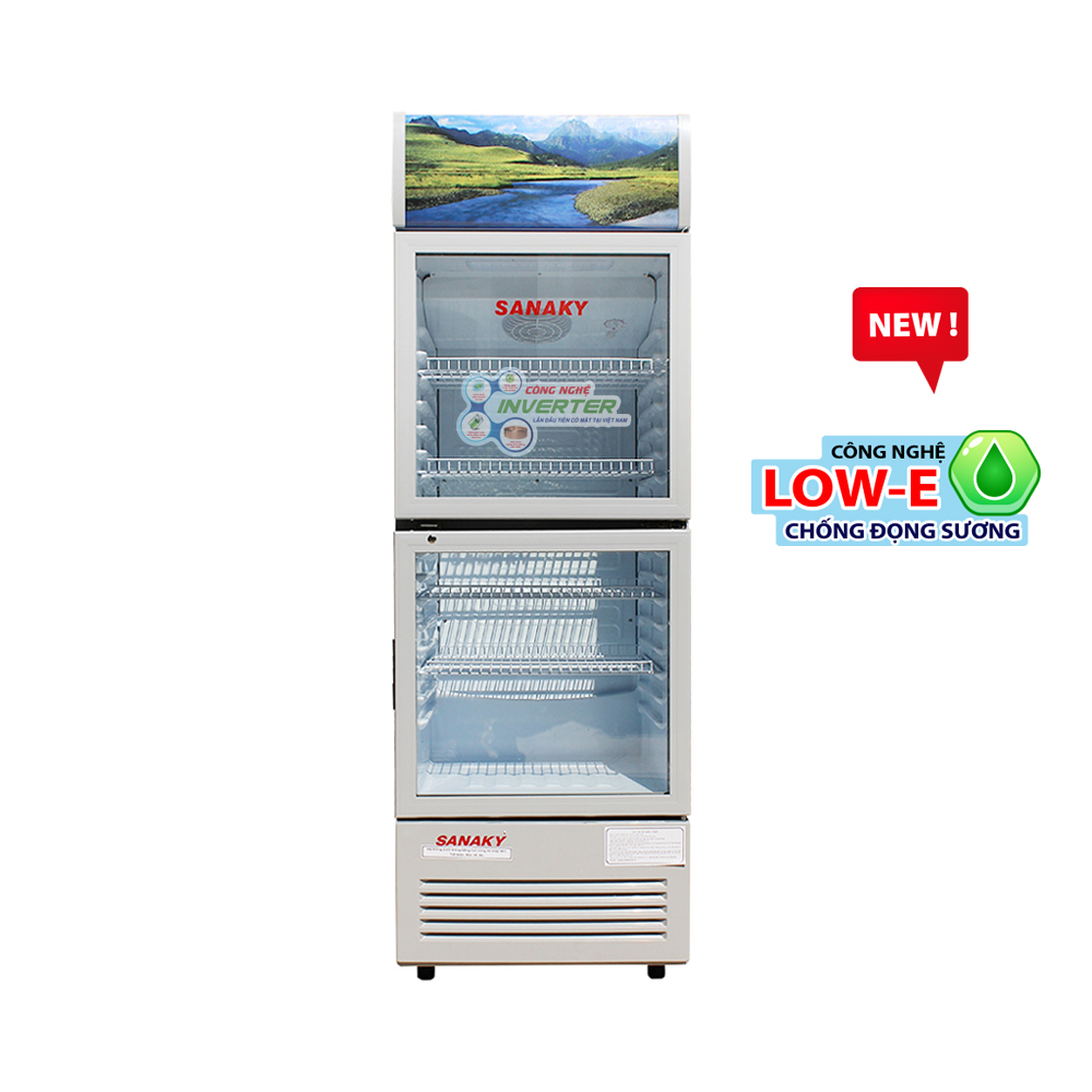 Tủ mát Inverter Sanaky VH-218W3L
